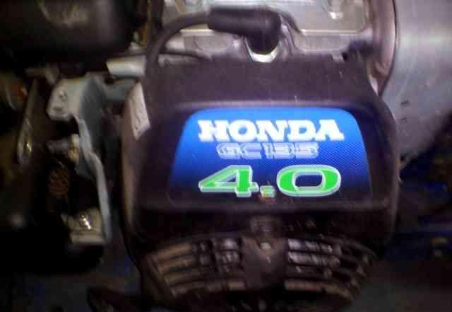 Крот мотоблок двигатель хонда GC-135