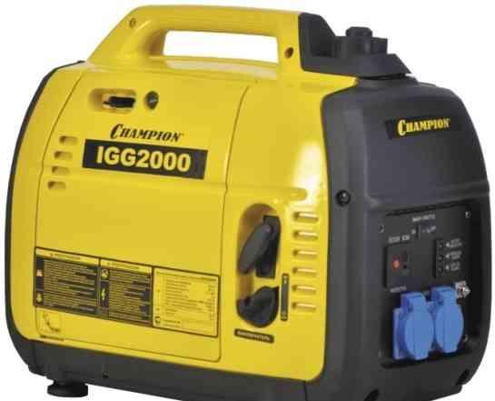 Инверторный генератор Champion IGG2000