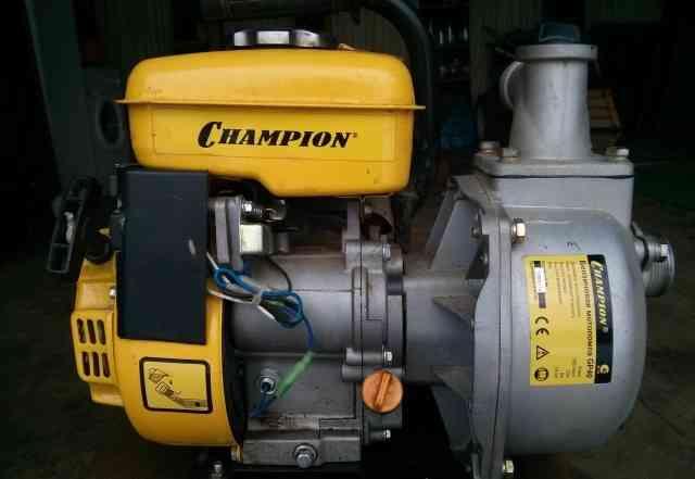 Мотопомпа champion GP40 б/у