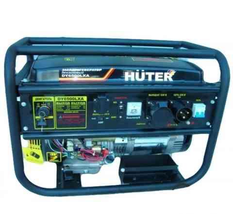 Генератор Huter DY 6500LXA