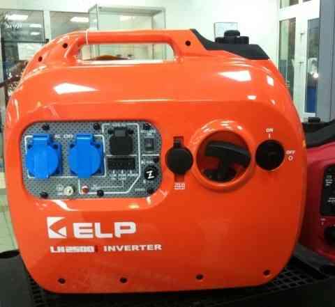 Инверторный бензогенератор 2.5 квт LH2500i with Re