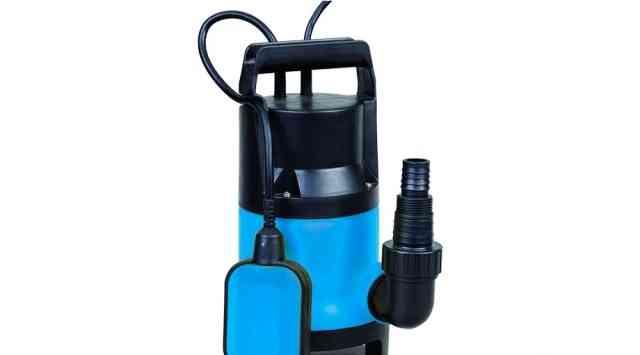 Дреннажный насос для грязной воды 750 Вт