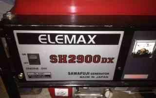 Электрогенератор эа2500 бензиновый хонда