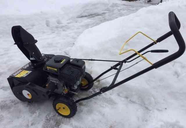 Продам Снегоуборщик Huter SGC 3000