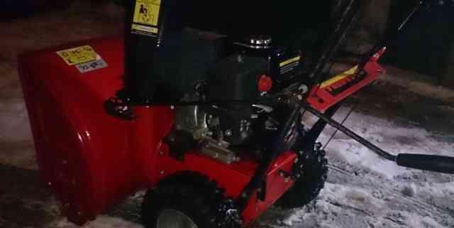 Снегоуборщик самоходный DDE