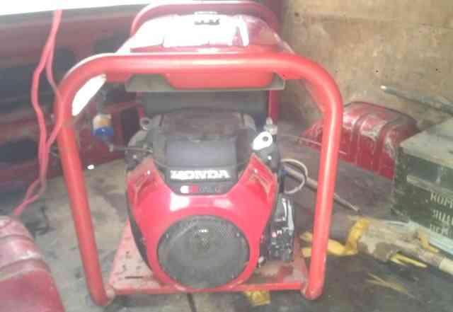 Генератор вепрь 10квт двигатель хонда
