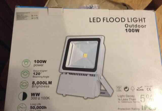 Лампа Led 100 w