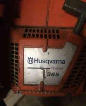 Бензопила Хускварна 365 SP