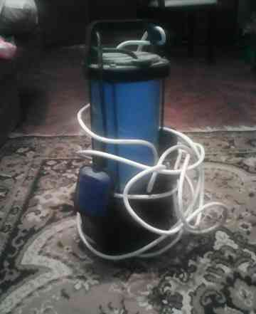 Дренажный насос гном 10-10 (220В) - 10м3/ч, 1.1 кВ