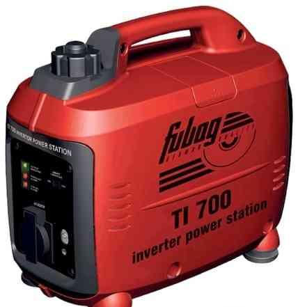 Генератор бензиновый Fubag TI 700