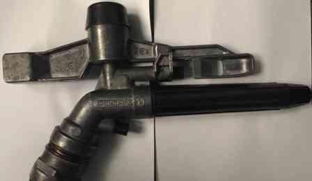 Среднеструйный дождевальный аппарат Роса 3