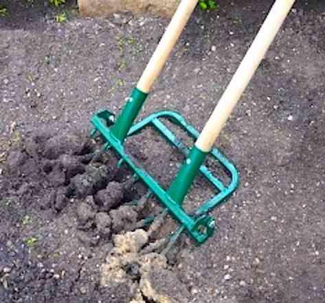 Чудо-лопата рыхлитель 480 мм
