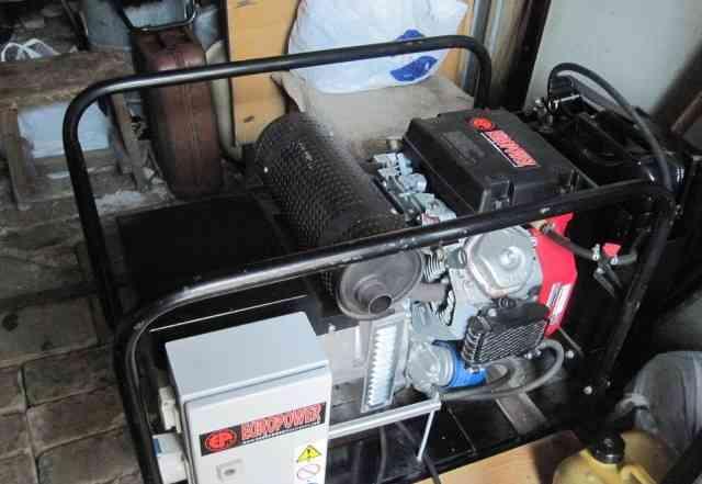 Бензиновый генератор Europower EPS-12000Е