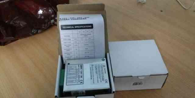 Smps 12V/3A Зарядное устройство для акб