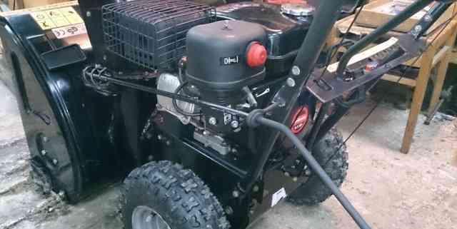 Снегоуборщик SunGarden Tornado 60s