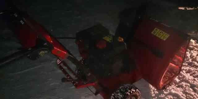 Снегоуборщик MTD 61