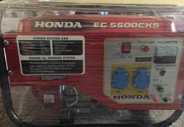 Генератор Хонда EG 5500 CXS новый