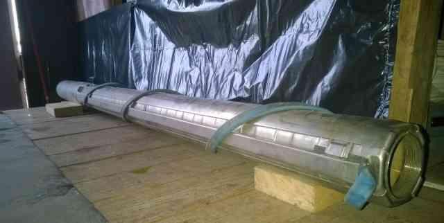 Скважинный насос Grundfos SP 30-16 MS 6000