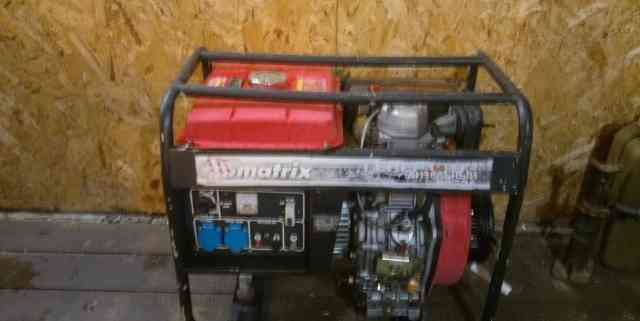 Продаю дизельный генератор 5 киловатт