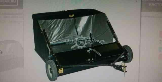 Продается прицепная газонная щетка Agri-Fab 42