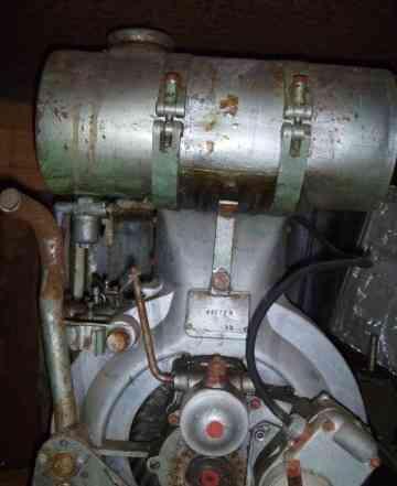 Двигатель 2сд-М2 пр СССР, для мотоблока, мотопомпы