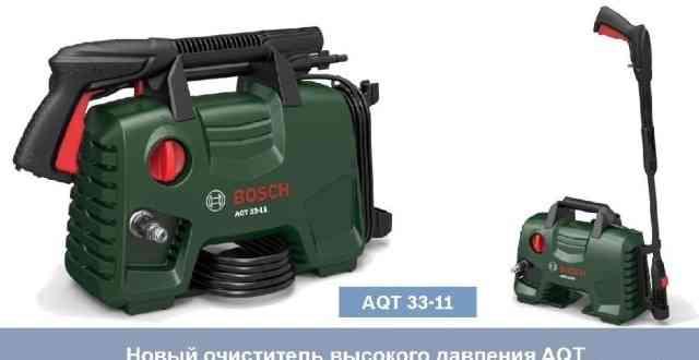 Мойка высокого давления Bosch AQT 33-11
