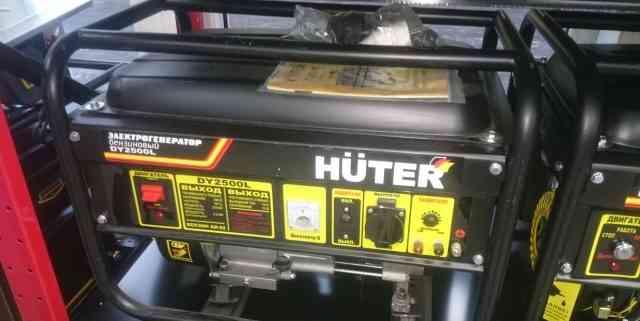Бензиновый генератор Huter DY2500L новый