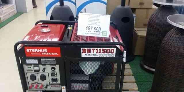 Электрогенератор хонда eternus BHT11500 11.5кВт