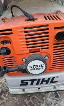 Воздуходувка-опрыскиватель stihl SR 420