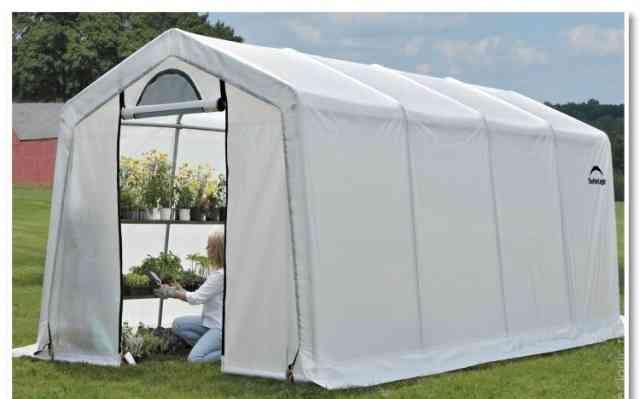 Теплица ShelterLogic 3 х 6.1 х 2.4 м