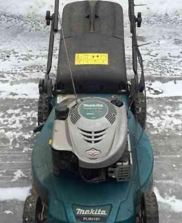 Бензиновая газонокосилка makita PLM5101