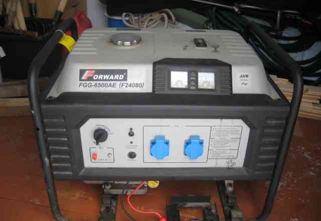 Бензогенератор форвард 6.5 кВт