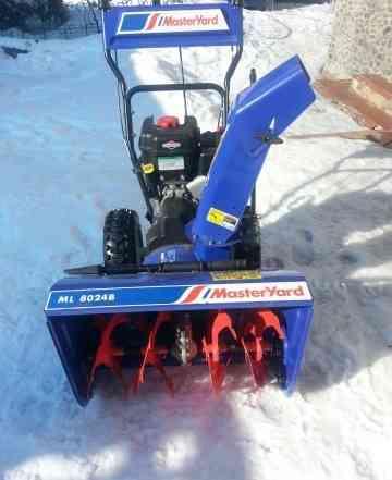 Снегоуборщик MasterYard ML 8024B