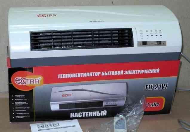 Тепловентилятор керамический с пультом дистан упр