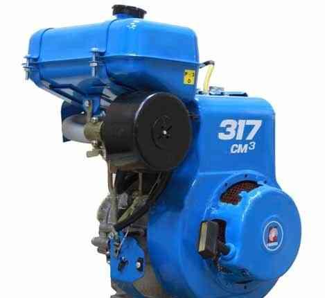 Двигатель дм-1К на мотоблок Нева