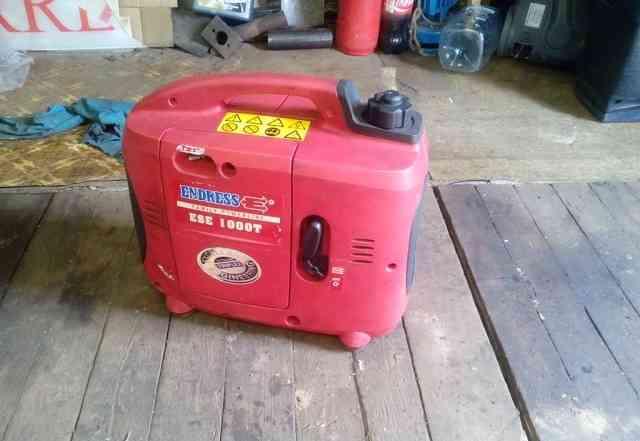 Продаю инверторный генератор 1кВт Endress ESE1000T