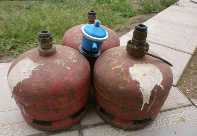 Газовые балоны 5 литров