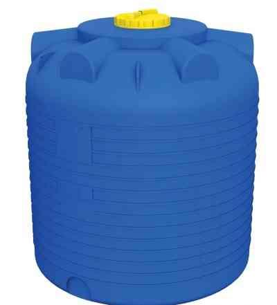 Цилинрическая емкость вертикальная 10000 литров