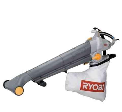 Электрический садовый пылесос ryobi RBV-2400 VP