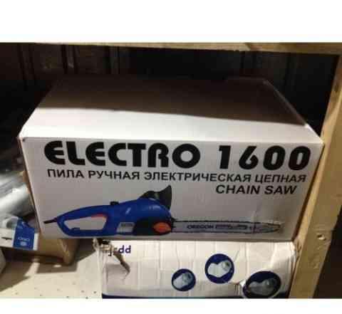 Электропила цепная Canada