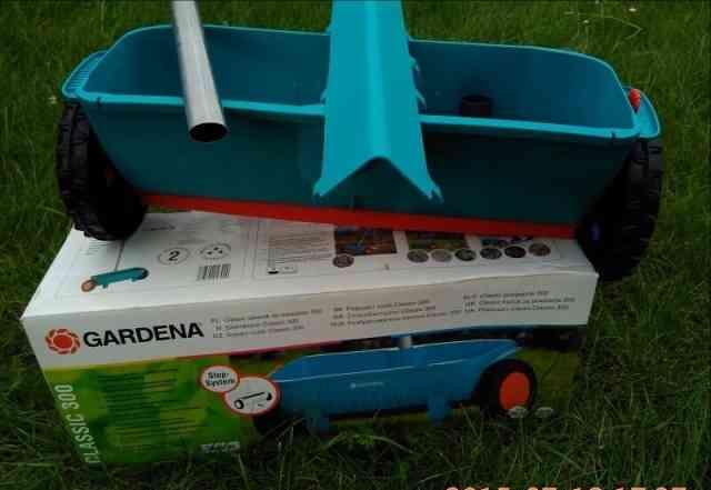 Сеялка для газона gardena Классик 300 Новая