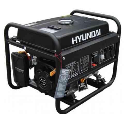 Бензиновый генератор/электростанция Хэндай 3квт