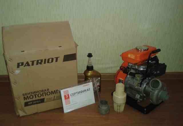 "Мотопомпа ""patРиоt MP 2010 L"""