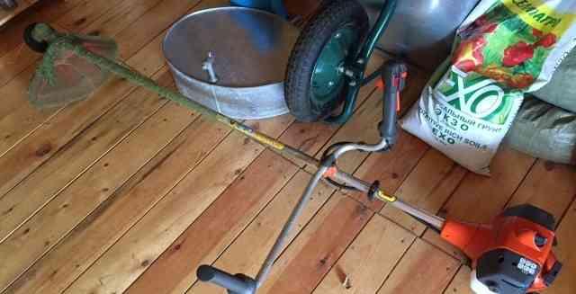 Бензиновый триммер Хускварна 128 R