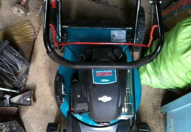 Газонокосилка Makita PLM4617 с мешком для травы