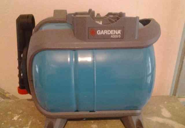 Гидробак для насосных станций Gardena