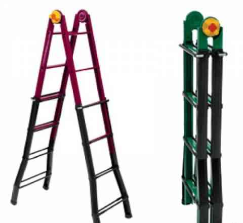Лестница-стремянка трансформер elcop b44
