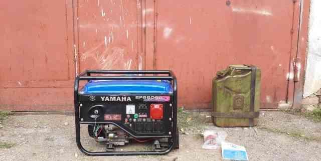 Электрогенератор Ямаха EF 6600 E