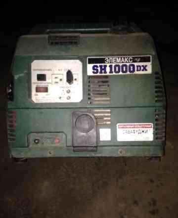 Бензиновая мини-электростанция Энерго SH 1000 DX