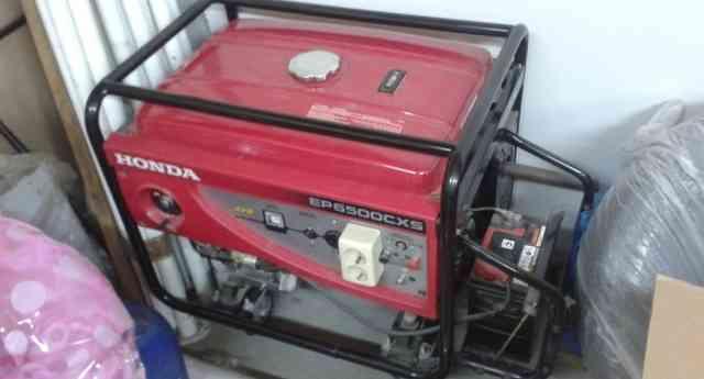 Генератор Хонда 6500
